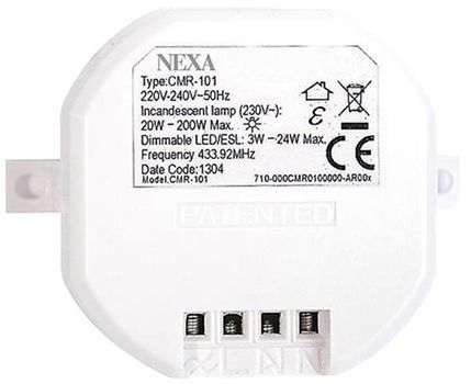 NEXA Wireless Mottaker Dimmer For Led CMR-101 (CMR-101)