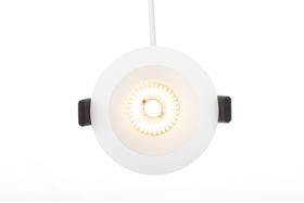 BA Comfort 8W LED Downlight matt hvit (BA8-V6081)