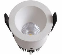 Comfort 8W LED Downlight matt hvit