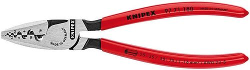 KNIPEX Presstang endehylse 0, 25-16mm² (8860282)