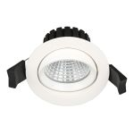 BA Merkur 8W LED Downlight