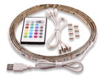 EPZI LED-Strip RGB 4x50cm USB
