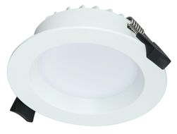 BA Saturn 10W  LED Downlight 3000K frostet hvit (BA320-DL97-3-10WD)