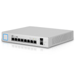 Ubiquiti UniFi Switch 8 150W Managed PoE+ Gigabit Switch with SFP (US-8-150W)