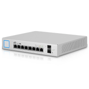 Ubiquiti UniFi Switch 8 150W Managed PoE+ Gigabit Switch with SFP