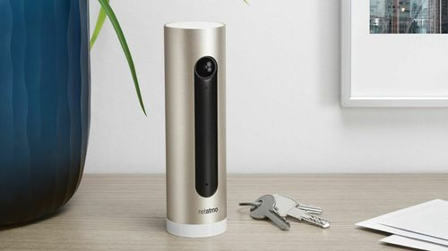 Netatmo Welcome Home Camera HD kamera, ansiktgjennkjenning (NETATMO-05)