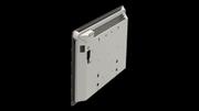 Dimplex Clip-On-Glass RETRO BLÅ 1000W 40CM (87000244)