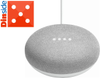 Google Home Mini smarthøyttaler - Kritt (EU versjon) (HOME-MINI-CHALK)