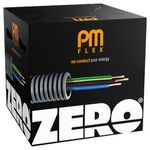 PM FLEX K-rør 16mm/PN 3G2,5mm² ZERO