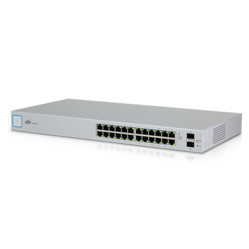 Ubiquiti UniFi Switch 24 Port Managed Gigabit Switch with SFP (US-24)