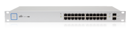 Ubiquiti UniFi Switch 24 port Managed PoE+ Gigabit Switch with SFP (US-24-250W)
