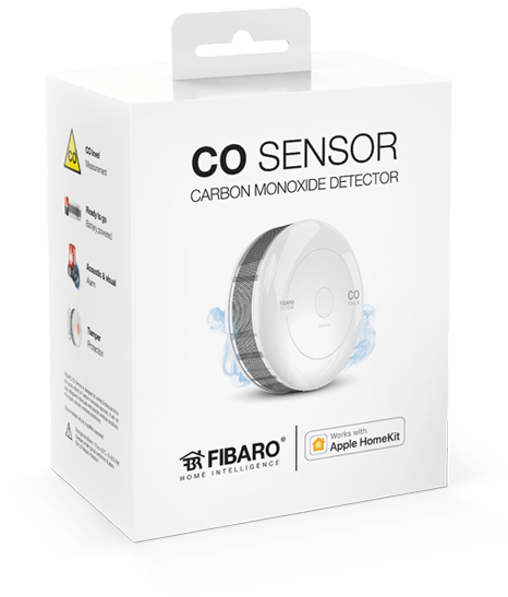 FIBARO CO Sensor for Apple Homekit (9990037)