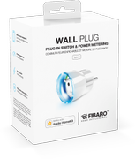 FIBARO Wall Plug for Apple HomeKit