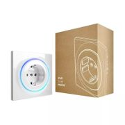 FIBARO Walli Outlet Z-Wave Stikkontakt for veggboks