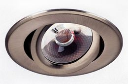 Philips Downlight 10W LED 827 PSR PI6 RS141B alu