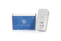 Ontario Ring hytta varm 4G Fjernstyrt master-kontakt, temperatursensor, strømbruddvarsel, ring/SMS/app