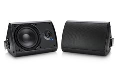 TS Audio model One utendørshøyttalere Svarte, 2x40W, Bluetooth, IP68
