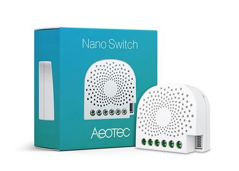 Aeotec Nano Switch Z-Wave (ZW116-C)