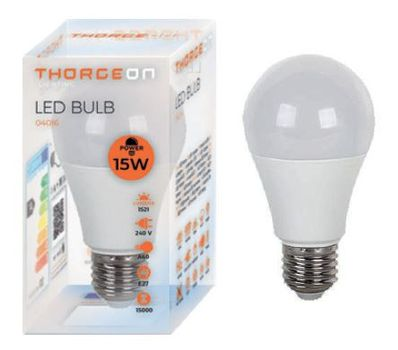 ThorgeOn Lyspære 10W LED E27 4000K (4751029893116)