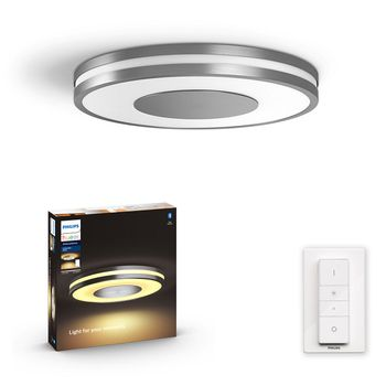 Philips Hue Being Taklampe 32W M/Dimmer Alu (915005913701)