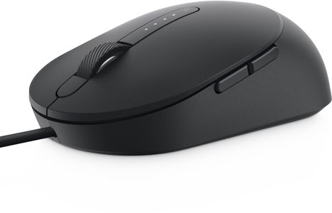 DELL Laser Wired Mouse - MS3220 - Black (MS3220-BLK)