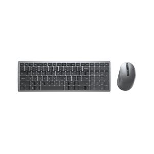 DELL Keyboard+Mouse Multi-Device WL PanNordic (KM7120W-GY-PNN)