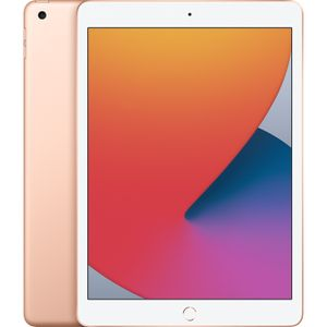 "APPLE iPad 10.2"" Gen 8 (2020) Wi-Fi, 32GB, Gold (MYLC2KN/A)"