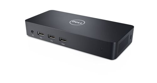 DELL USB 3.0 Ultra HD Triple Video Docking Station Factory Sealed (D3100)