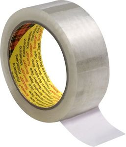 3M Scotch 309 Acrylic tape 38mm x 66m - excl/EAN code transp. (7000095555*6)