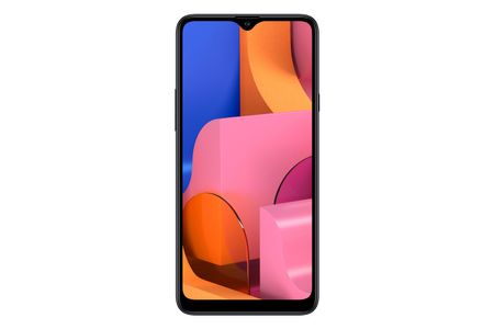 SAMSUNG GALAXY A20S A207 BLACK 6.5IN ANDROID 9.0 WI-FI 802.11   IN SMD (SM-A207FZKDEUD)