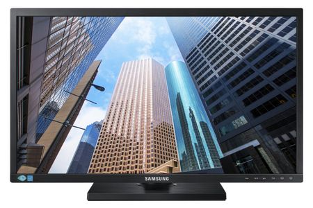 SAMSUNG S24E450F 24'' LED Full HD Monitor, Black (LS24E45UFS/EN)