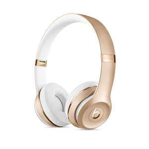 APPLE Beats Solo3 Wireless Headphones - Satin Gold (MNER2ZM/A)