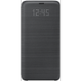 SAMSUNG Galaxy S9 LED, View Cover, Black