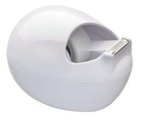 3M White Design Tape Holder Incl 1 Roll Of 19mm x 7,5m Tape (C36W)