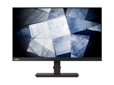 LENOVO P24H-20 23.8IN 2560X1440 16:9 4MS 1000:1 HDMI DP USB RAV BLACK IN MNTR (61F4GAR1EU)
