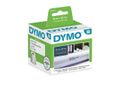DYMO LW Large address labels - Low-Entry Volume, 89x36mm, 1x260