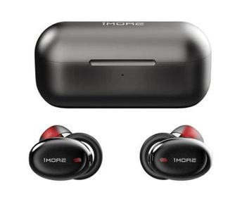 1MORE EHD9001TA True Wireless ANC IE Headphones black (9900100525-1)