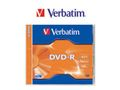VERBATIM DVD-R 5-PACK  4,7GB 16X JC