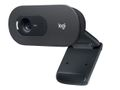 LOGITECH C505 HD WEBCAM BLACK EMEA . CAM