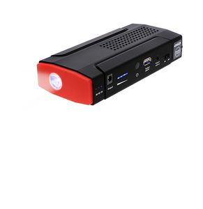 4smarts JumpStarter IGNITION, Svart/röd Nödladdare till bil, 13.800mAh,  LED-ljus, 200A Start/ 400A Peak (4S468708)