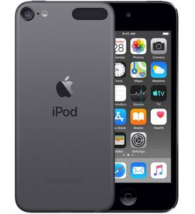 APPLE IPOD TOUCH 128GB - SPACE GREY  IN (MVJ62KS/A)