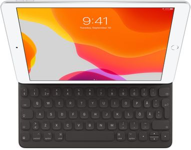 APPLE SMART KEYBOARD FOR IPAD G7 AND IPAD AIR G3 SWEDISH          SW PERP (MX3L2S/A)