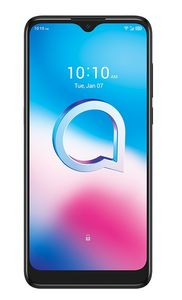 ALCATEL 3L (2020) 5029D DARK CHROME (5029D-2AALWE12)