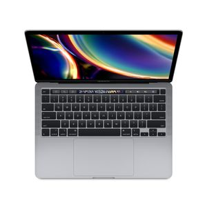 APPLE 13-inch MacBook Pro with Touch Bar: 2.0GHz quad-core 10th-generation Intel Core i5 processor,  512GB - Space Grey (MWP42KS/A)