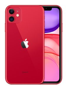 APPLE iPhone 11 128GB (PRODUCT)RED (MHDK3FS/A)