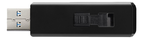 A-DATA UV360 128GB USB 3.1 Black (AUV360-128G-RBK)