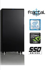 DG Gaming PC DreamHack Play 1060 Core i5-7400/  8GB/ GTX1060 3GB/240GB SSD/ Windows 10 Pro (DG DreamHack)