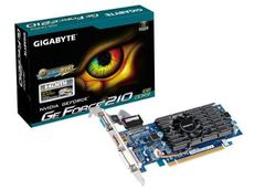 GIGABYTE GeForce 210 DDR3 HDMI 1GB