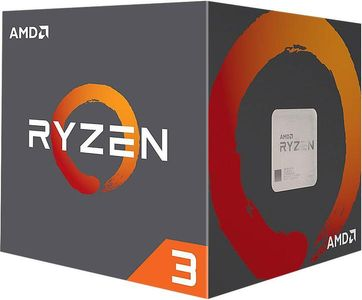 AMD Ryzen 3 1200 3,1GHz Socket AM4 Box (YD1200BBAEBOX)