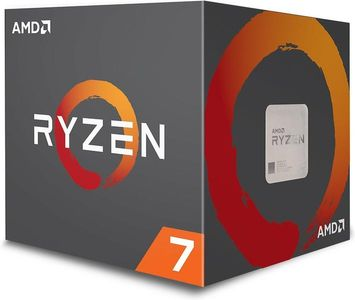 AMD Ryzen 7 1700 Processor,  Socket-AM4,  3.0GHz, inkl kylare (YD1700BBAEBOX)